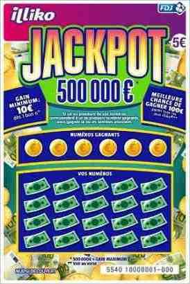 Jackpot comment jouer