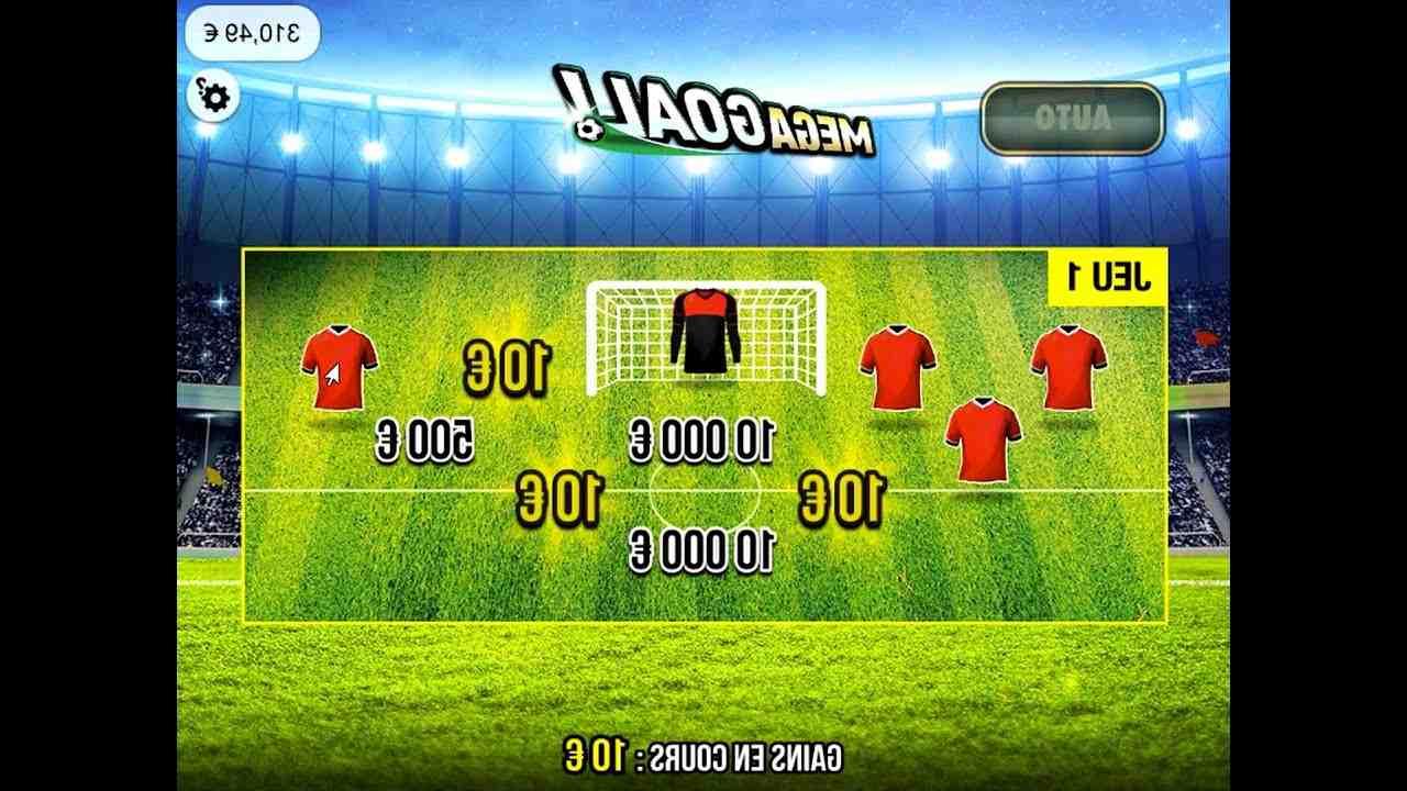 Méga Goal ! comment jouer