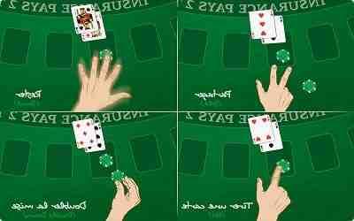 Pourquoi 21 au Blackjack ?