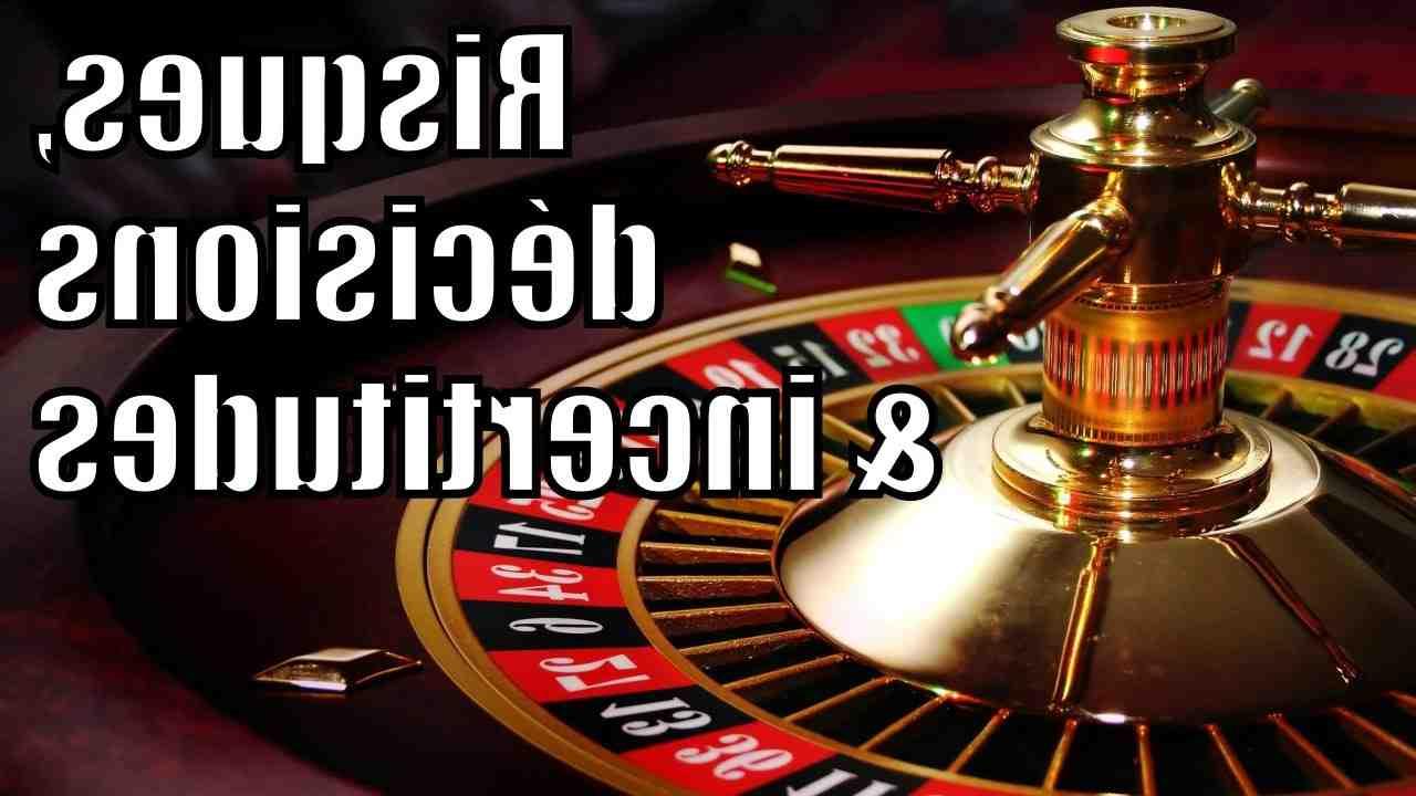 Pourquoi aller jouer au casino ?