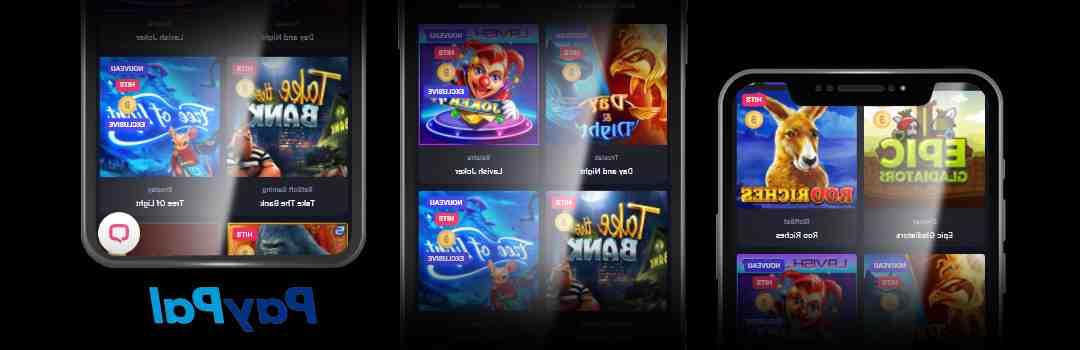 Quel casino en ligne accepté PayPal ?