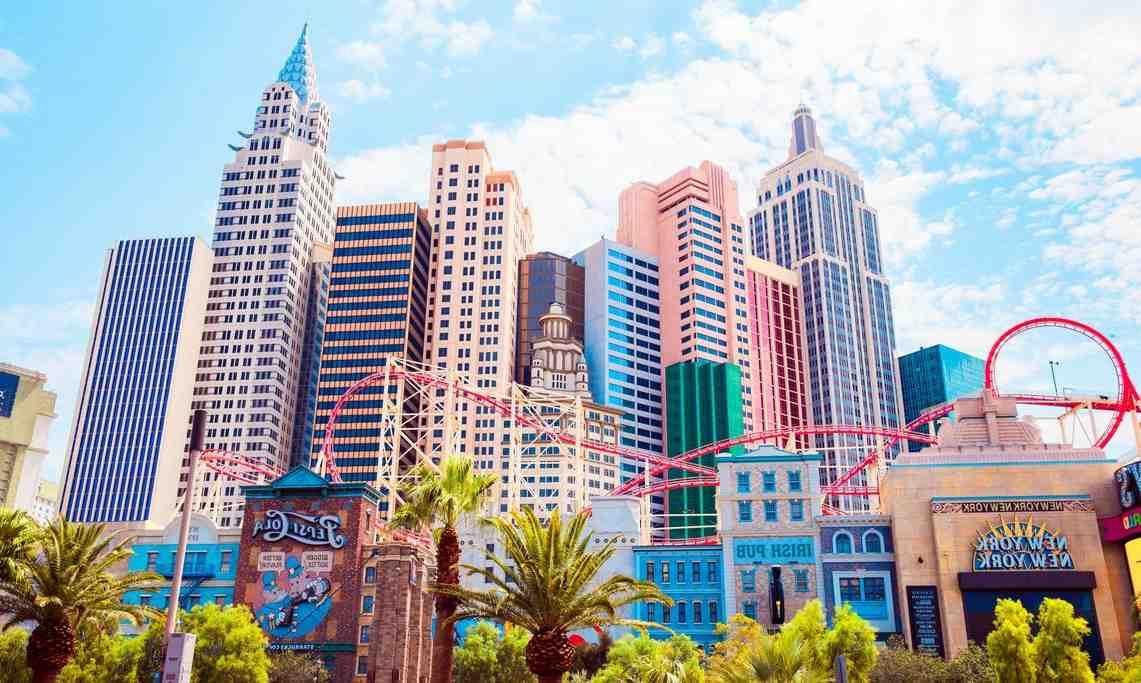 Quel est le surnom de Las Vegas ?