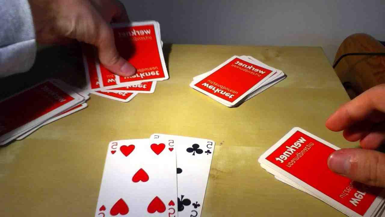 Quel jeu Peut-on faire avec 52 cartes ?