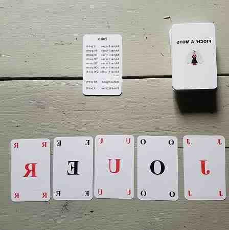 Quels sont les différents jeux de cartes ?