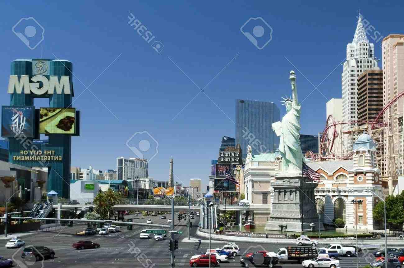 Qui a créé Las Vegas ?