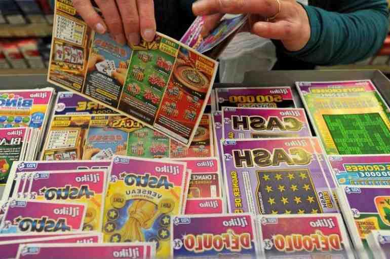 bons de jeux d'argent