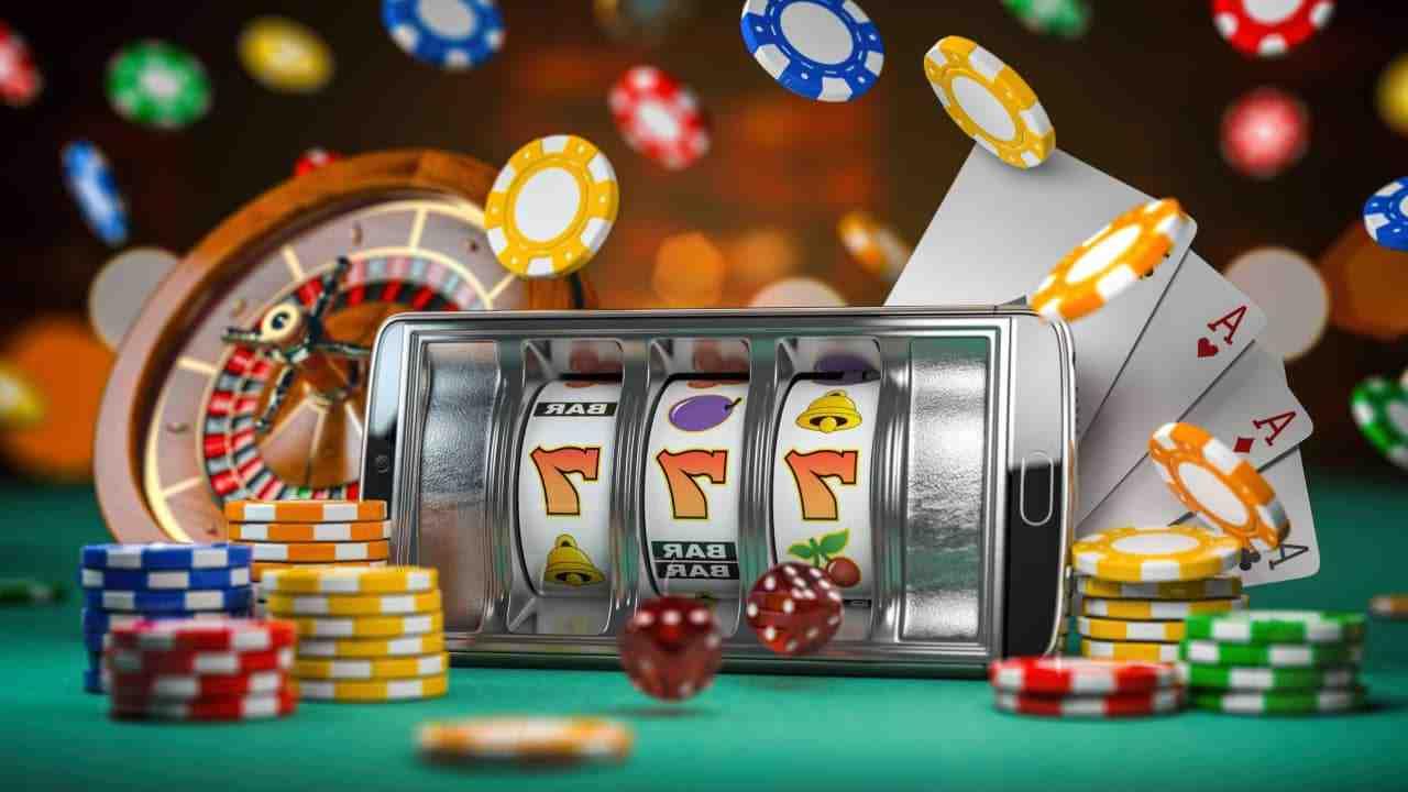 établissement de jeux de hasard