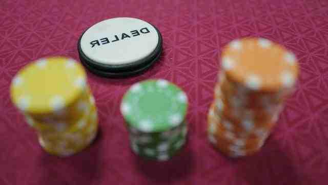 faits sur les jeux d'argent