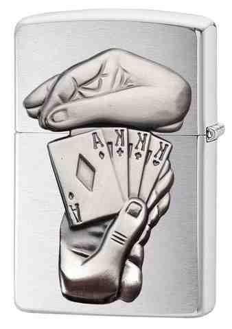 jeu de hasard zippo
