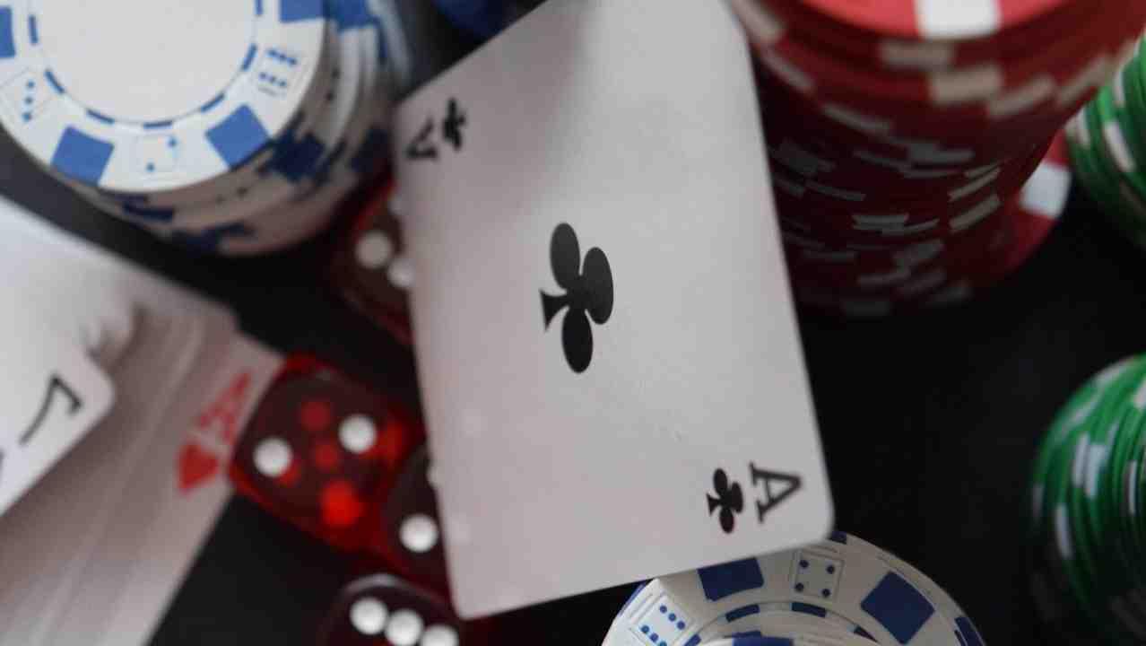 jeux d'argent et toxicomanie