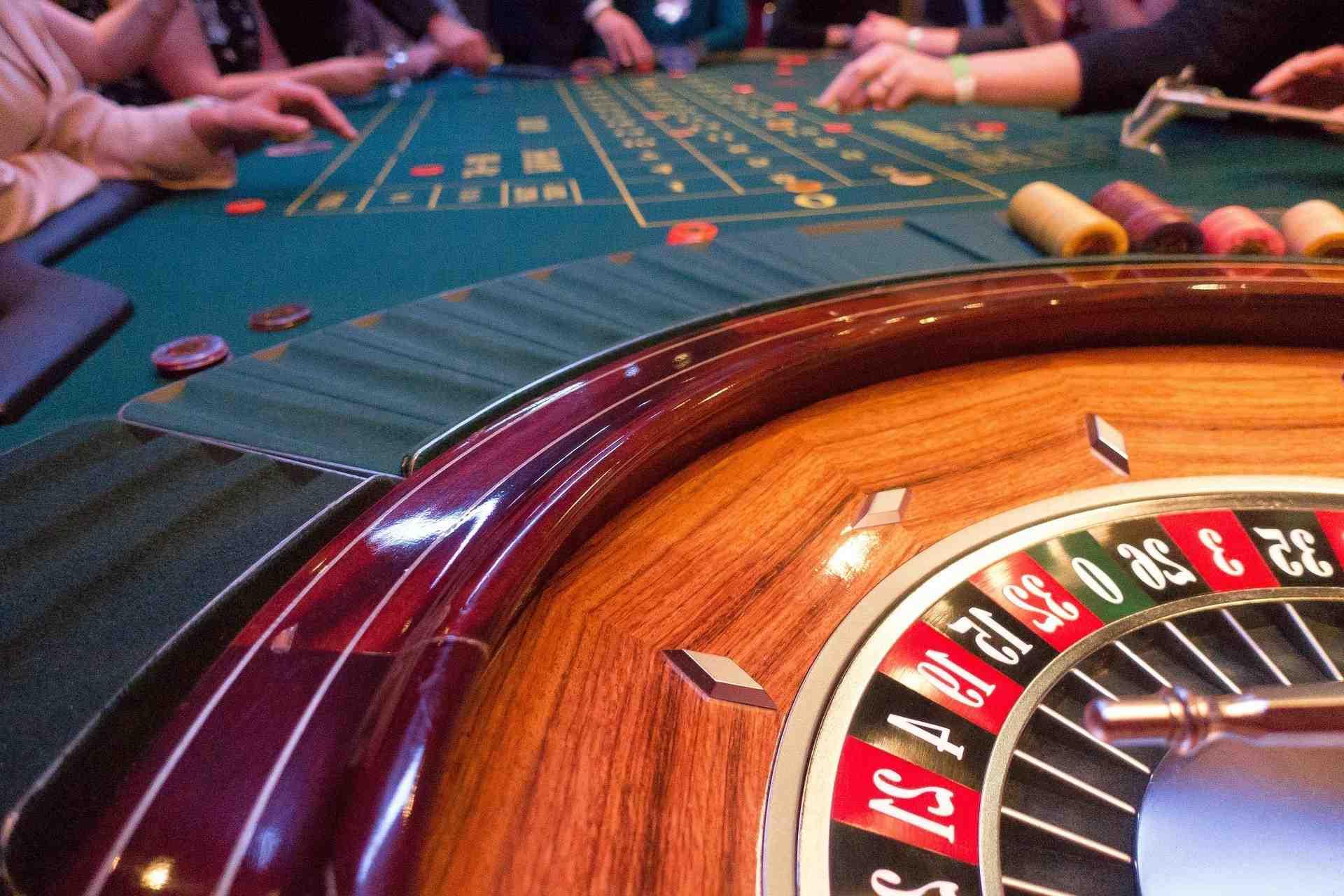 jeux d'argent sur les relevés bancaires