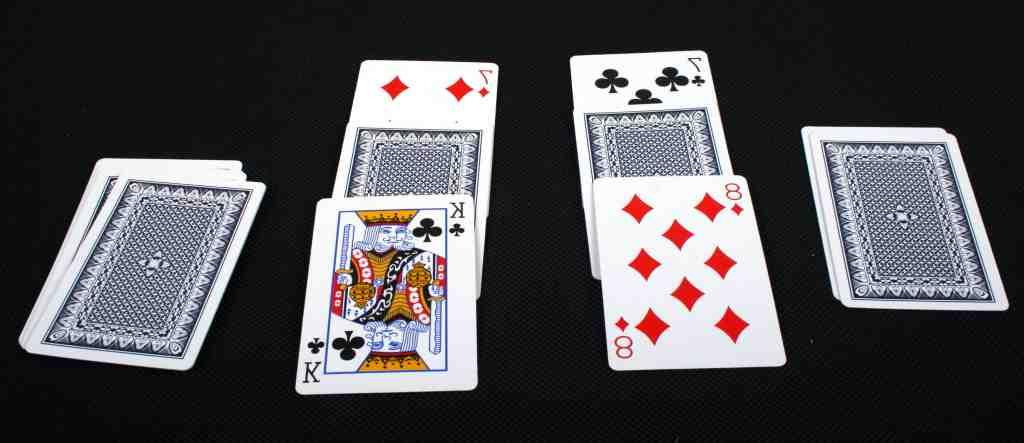 jeux de hasard avec des cartes