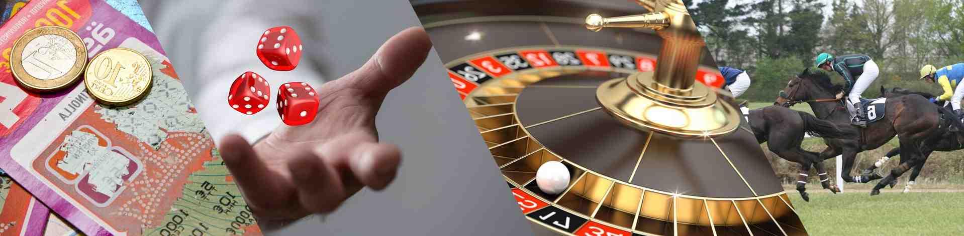 jeux de hasard comme un jeu