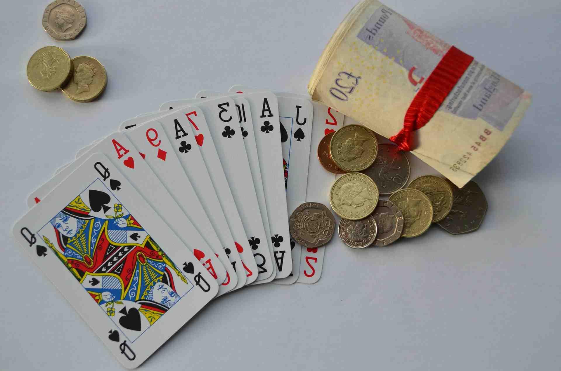 restrictions sur les jeux d'argent