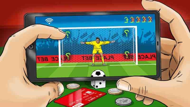 taxe sur les jeux de hasard au Royaume-Uni