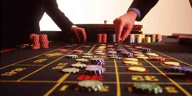 taxe sur les jeux de hasard